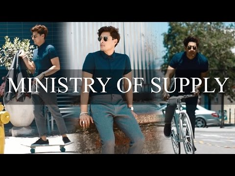 MINISTRY OF SUPPLY | Men's Fashion 2016 | HOW TO WEAR A POLO