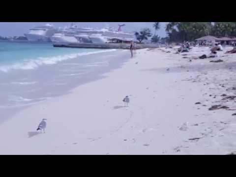 Cable Beach, Nassau, Bahamas 2014
