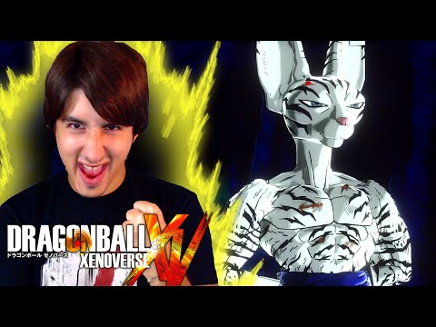BILLS SI TRASFORMA NELLA TIGRE BIANCA! [Dragon Ball Xenoverse] By GiosephTheGamer