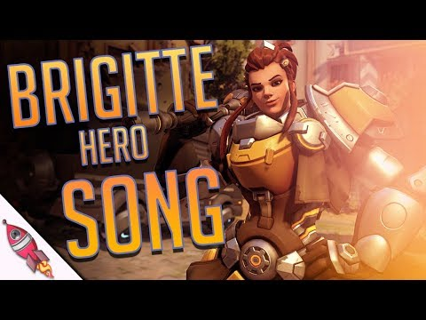 Overwatch Brigitte Rap Song | One Woman Army | #RockitGaming