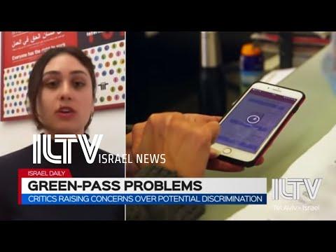 Green-Passport Problems - Maya Fried