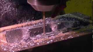 Emco F1 CNC Milling Machine - machining Model Engine Pan Thumbnail