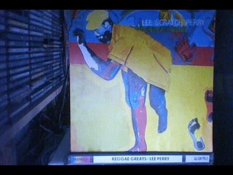 "Keith Rowie : Grovie Situation CD Reggae Greats Lee ""Scratch ""Perry"