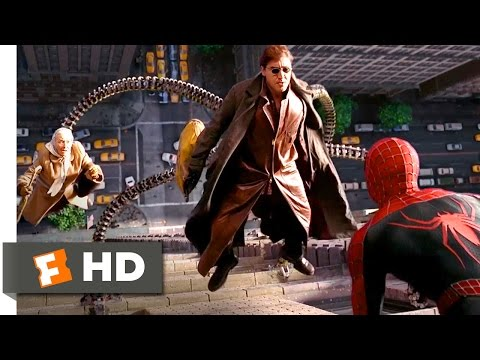 SpiderMan 2  Aunt May in Peril  310  Movies