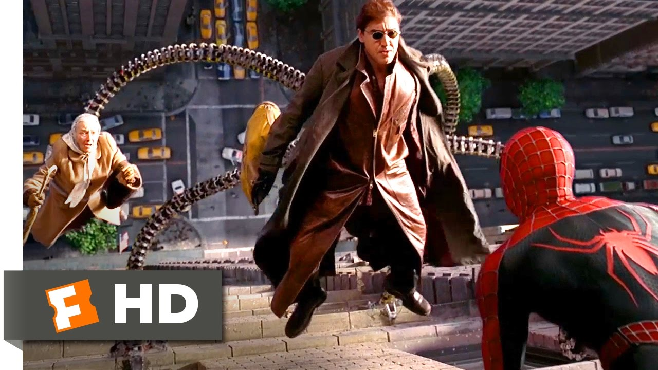 Spider Man 2 Aunt May In Peril Scene 3 10 Movieclips