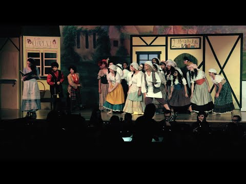 """East Meadow HS """"Disney's Beauty and the Beast"""" 2015 Full Show Part 1"""