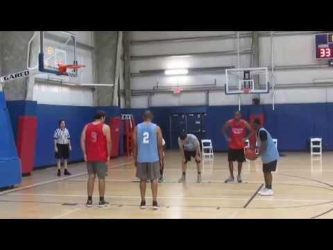 Cyclones vs NBC Sports 1 - Basketball Championship - Chelsea Piers - Stamford, CT - Sept 16, 2015