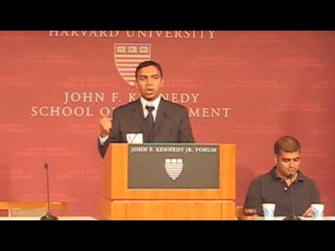 Kennedy School of Government - GT for President