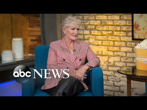 Glenn Close on how her reallife drama helped prepare her to star in 'The Wife'