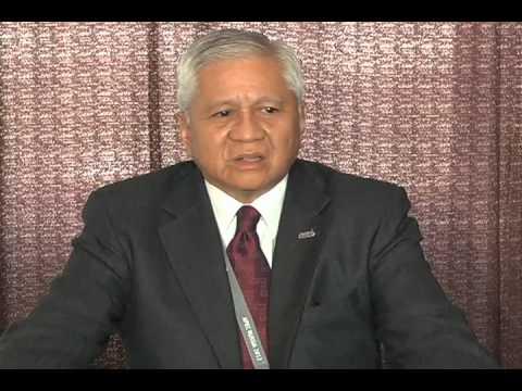 Press Briefing with Sec. Albert del Rosario 9/9/2012