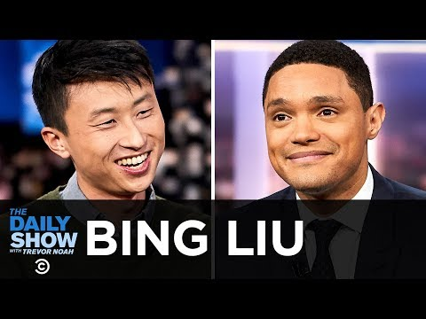 """Bing Liu - Capturing American Adolescence in """"Minding the Gap""""   The Daily Show"""
