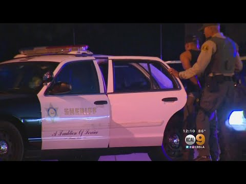 Deputy Accidentally Shoots Himself In South El Monte