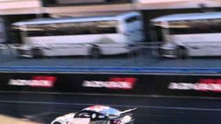 R35 GT-R FIA GT1 Runnung on Fuj Speed Way (NISMO FESTIVAL 2010)