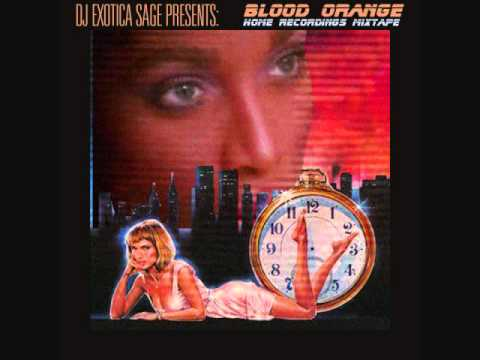 Blood Orange - He Doesn't Even Know That I'm Alive (feat. Solange)