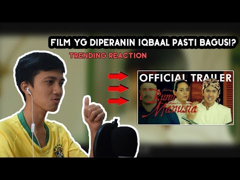 """bumi-manusia""-official-trailer-reaction---trending-reaction"