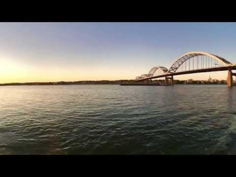 Rock Island Centennial Bridge - iPhone 6s Plus - October, 2015