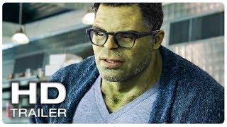 Avengers Meets Professor Hulk Scene - AVENGERS 4 ENDGAME (2019) Movie CLIP HD