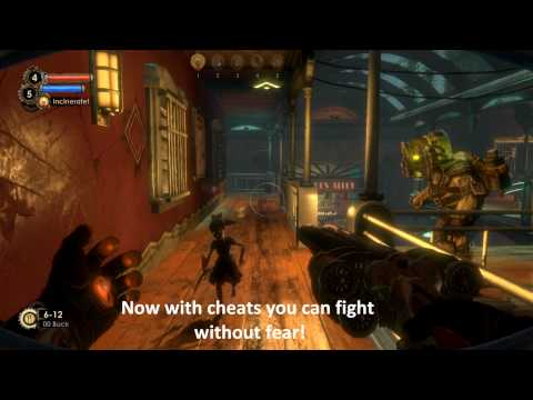 Bioshock 2 Cheat Mode and Cheats! NOW WITH MORE CHEATS!