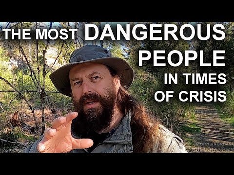 The Most Dangerous People Are Not The Ones You'd Think | SHTF and prepping