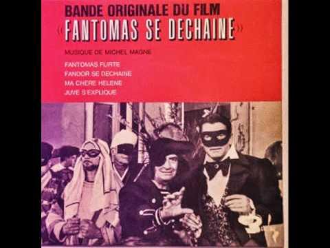 Fantômas se déchaîne avec Jean Marais et Louis de Funès - Ma chère Hélène 1965 HD SOUND streaming vf