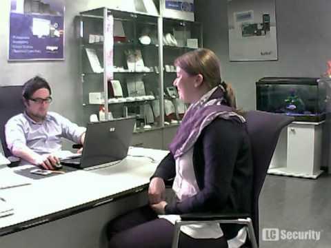 Obraz z kamery LC Security - LC-350 IP