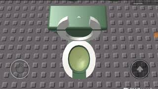 558: Toilettes vertes Idesign à Roblox