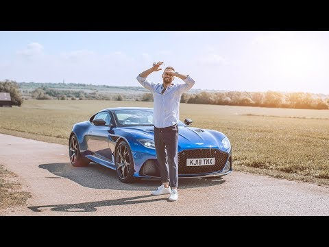 UNBELIEVABLE TAKING OUT THE DBS SUPERLEGGERA | Ali Gordon
