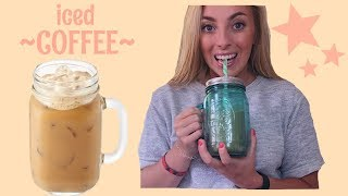 How To Make Iced Coffee With Keurig: DIY | Morgan Green