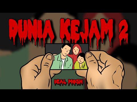 Dunia Kejam 2 - Ical Mosh (Official Lyrics Video)