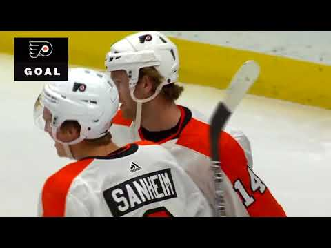 Philadelphia Flyers vs Anaheim Ducks - October 7, 2017 | Game Highlights | NHL 2017/18