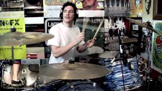 NOFX - The Decline (Complete Drum Cover) [HD] - Kye Smith
