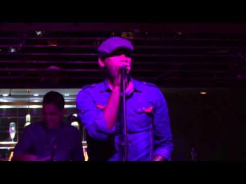 Brent Krus Band, Basilia live at Club Westend Dec 2014 (Cape Town)