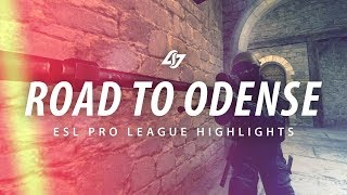 ROAD TO ODENSE | CLG CSGO ESL Pro League Season 6 Week 1 Highlights