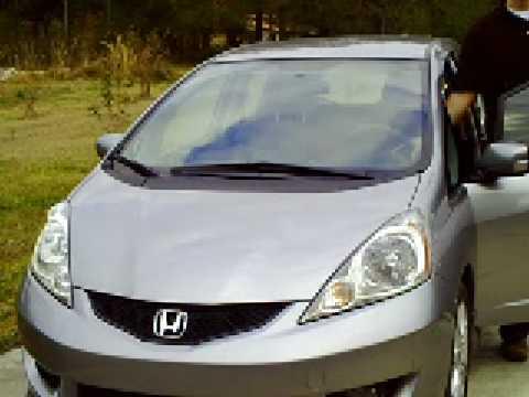 Upgraded Honda Fit Horn