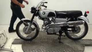 1966 Honda CL160 Scrambler Stock No 70639