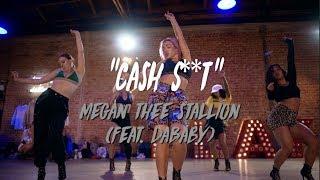 "Megan Thee Stallion (Feat. DaBaby) - ""Cash S**t"" | Nicole Kirkland Choreography"
