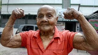 Former Mr Universe, body building legend Manohar Aich passes away at 104