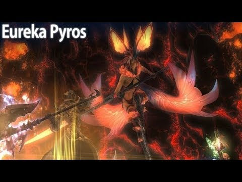 Final Fantasy XIV Stormblood   Eureka Pyros - Die ersten Schritte