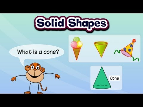 Solid Shapes Geometry