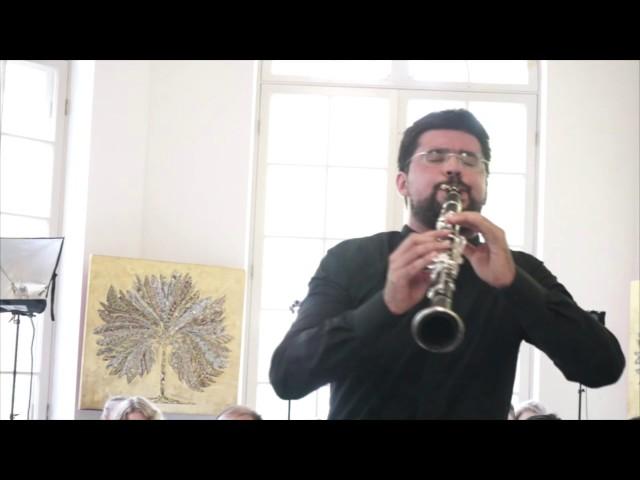К.М. фон Вебер. Концерт № 1 для кларнета с оркестром фа минор (ор. 73) Adagio ma non troppo