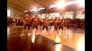 "BPE 3-2 ""Brown Vibranium"" Cheerdance (Batch 2012-2013)"