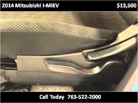 2014 mitsubishi i miev used cars golden valley mn youtube for Poquet motors golden valley mn