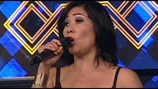 Imitadora de Alejandra Guzmán buscó sorprender al jurado