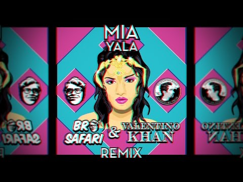 MIA - YALA (Bro Safari & Valentino Khan Remix) - [Perfect Bass Boost]