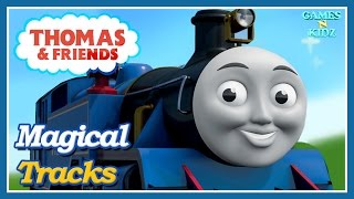 Thomas & Friends Magical Tracks: Kids Train Set - Thomas The Train App For Kids - Belle