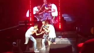 I Rapped Gang Related On Stage With Logic In Boston