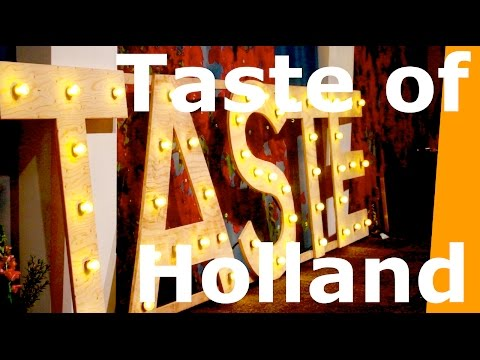 Amsterdam Food - Taste of Holland