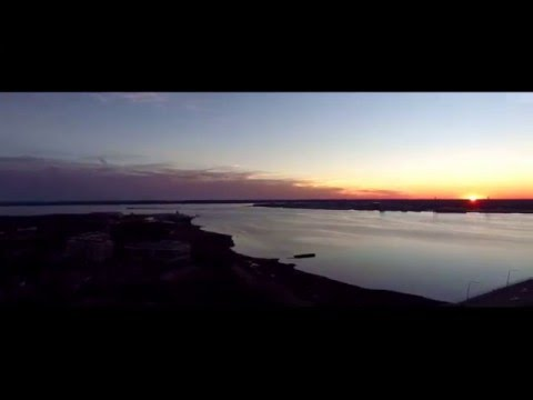Sullivan's Island and Charleston SC trip DJI professional