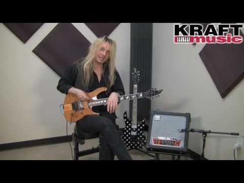 Kraft Music - Roland Cube 80XL Demo With Robert Marcello
