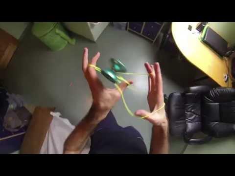 Janos Karancz signature yoyo -  Duncan Grasshopper